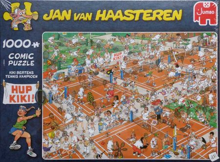 Jumbo 150 Years 2020 Jan van Haasteren puzzels